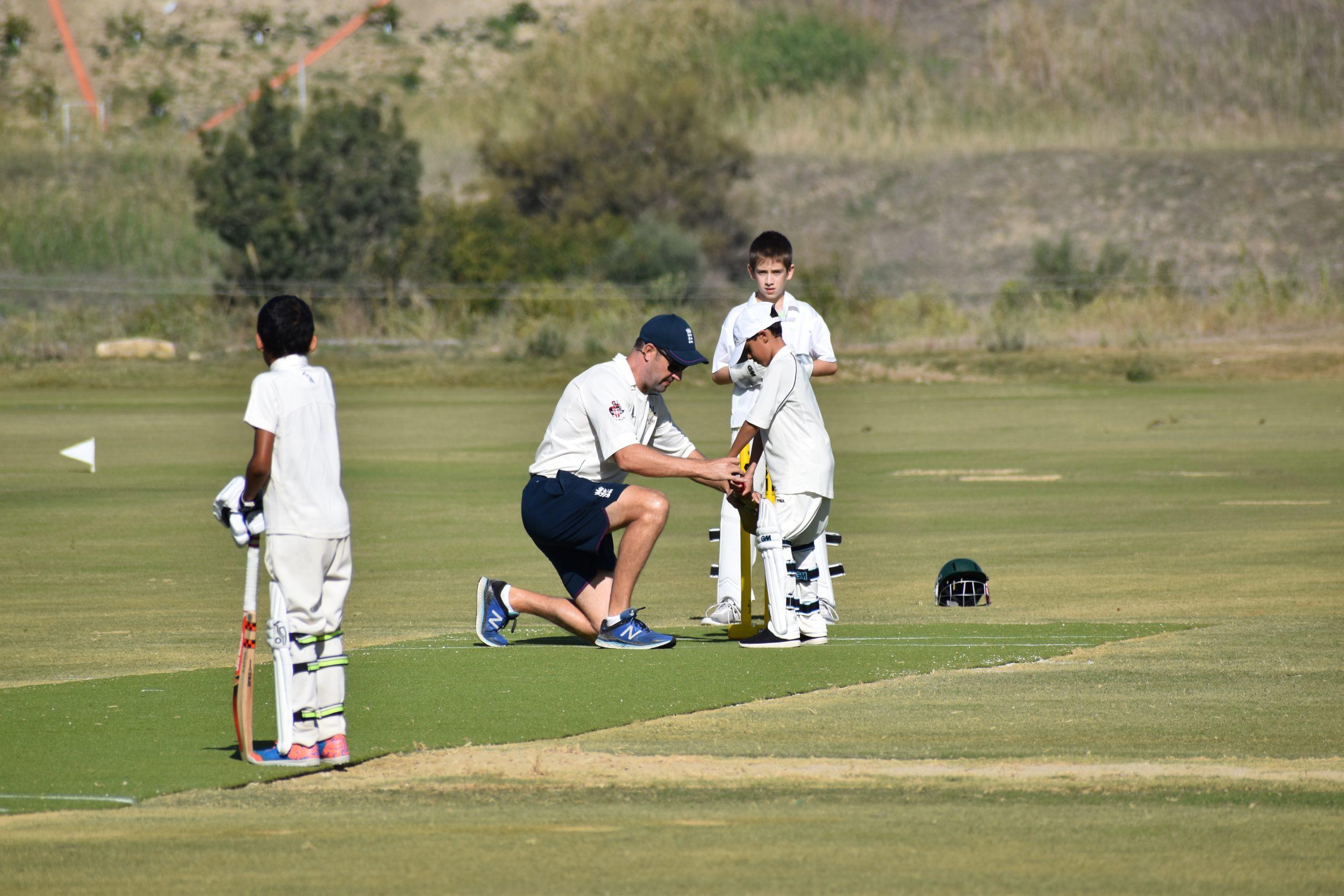 Junior Cricket festival at Cartama oval