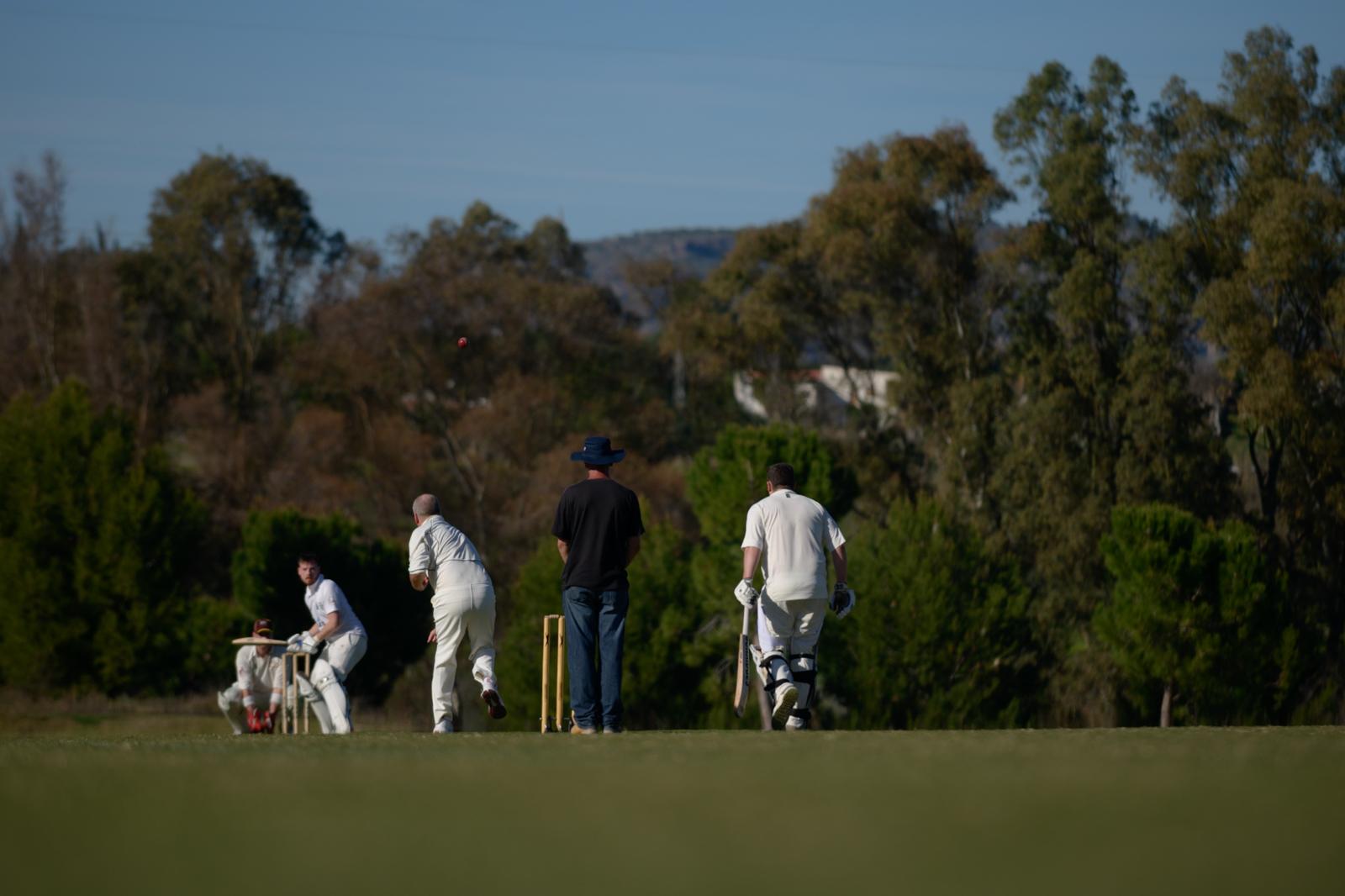 Cricket in Spain